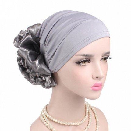 floral turban