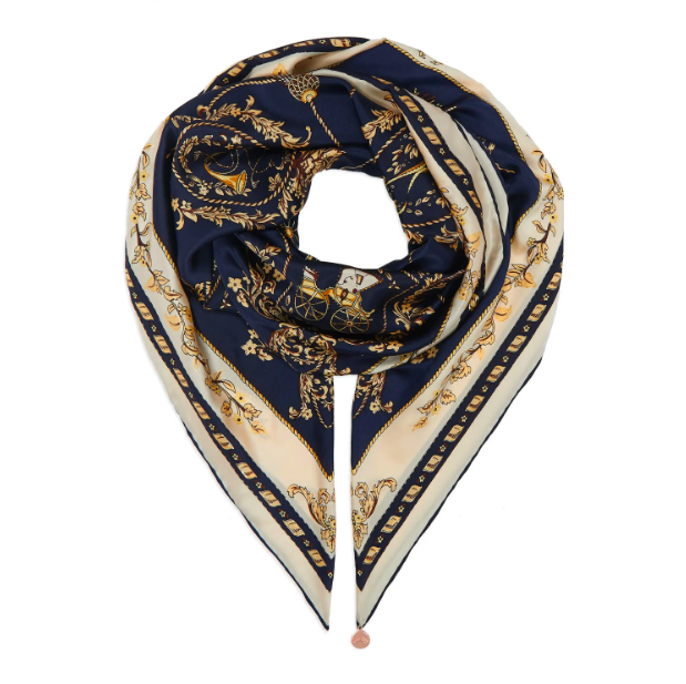 Large Silk Scarves – 4 Amazing Benefits That You'll Love